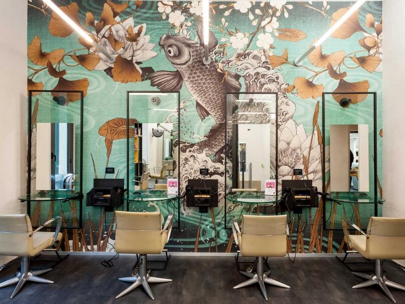 CCT Mobili arredamento parrucchiere Equipe Giorgio